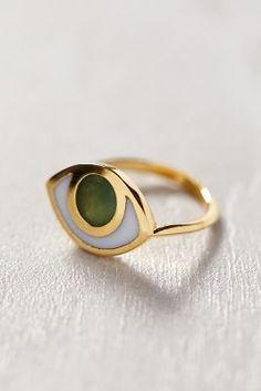 Maker's Circle Vision Ring #anthrofave