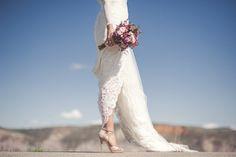 Lace for a classy bride, Las bodas de Tatín
