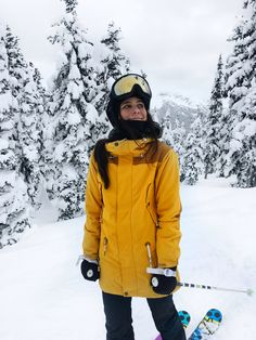 Hello winter!  Whistler opening day in Airblaster and POC.  Ski season is here!  Whistler, Canada.  Details on my blog: https://lifeoftita.com/2017/11/25/hello-winter-and-hello-updates/