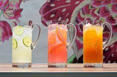 Hazel Welcomes Patio Season With New Pitcher Drinks, Plus More Intel Pitcher Drinks, Opening A Coffee Shop, Pint Glass, Vox Media, Media Logo, Patio, Seasons, Tableware, Nova