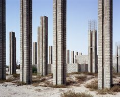 Benoît Vollmer - If the border was the scene of the transformation of a country in a constructed landscape, what are the criteria to delimit in space? How to avoid the clichés - poverty, famine, disease - photographing Africa?