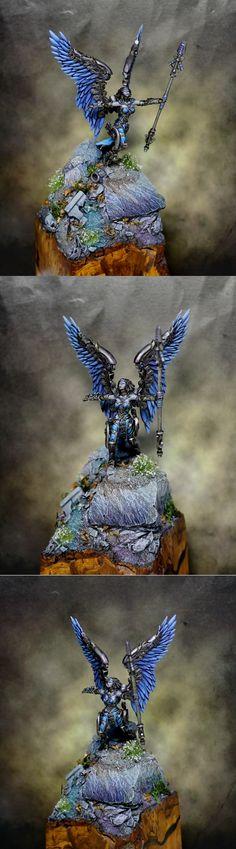 Convergance of Cyriss: Warcaster Aurora