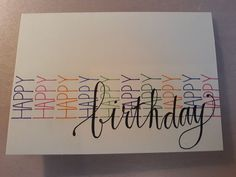 Handlettering verjaardag Handlettering verjaardag The post Handlettering verjaardag appeared first on Cadeau ideeën. The Effective Pictures We Offer You About DIY Birthday Cards flowers A quality pict Birthday Gifts For Best Friend, Diy Gifts For Friends, Birthday Love, Presents For Best Friends, Diy Couture Cadeau, Cards For Men, Diy Christmas Presents, Birthday Card Sayings, Birthday Quotes