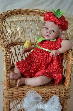 Ангелочек Rainer. Кукла реборн Марии Силуковой / Куклы Реборн Беби - фото, изготовление своими руками. Reborn Baby doll - оцените мастерство / Бэйбики. Куклы фото. Одежда для кукол