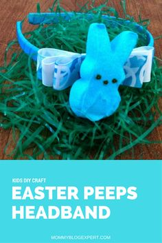 Peeps DIY Easter Kid