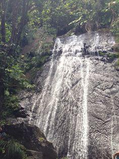 La Coca, El Yunque