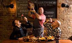 Observer Food Monthly Awards 2012 Best Restaurant: runners up