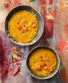 Sopa de lentejas rojas con comino – Delicooks | Good Food Good Life