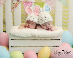 Popular items for newborn easter prop on Etsy