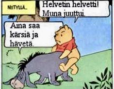 Winnie The Pooh, Disney Characters, Fictional Characters, Humor, Comics, Memes, Funny, Random, Winnie The Pooh Ears
