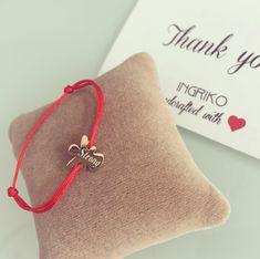 Ingriko Angel bracelet #goldangel #kidsbracelet