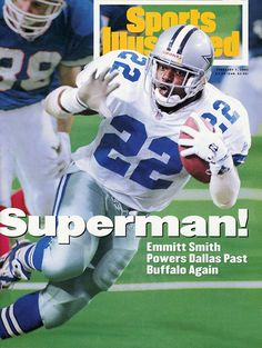 Ranking the top 10 Dallas Cowboys of all time. 3. Emmitt Smith. Who 7ad1a1937