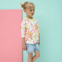 Mädchen Jeans Shorts Gerry Tumble´N Dry | Heldenkind