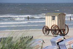 Norderney Badekarren #Badekarren #Norderney #Strand #Nordsee