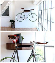 Bike Shelf By Knife U0026 Saw