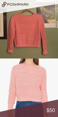 American Apparel Cropped Fisherman Pullover American Apparel Cropped Fisherman Pullover. Perfect condition. Accepting serious offers. American Apparel Sweaters Crew & Scoop Necks