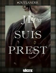 I am ready! Je Suis Prest // #OutlanderSeries #Outlander