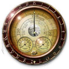 Steampunk gadgetry on pinterest steampunk steampunk lamp and gauges - Steampunk pressure gauge ...