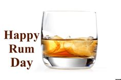August 16 is National Rum Day