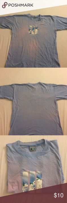 T-shirt from Greek!     Santorini This is used in fair condition. Banana Republic Shirts Tees - Short Sleeve