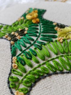 DIY embroidery instructions and design template on how to make a Texas Embroidery Hoop