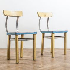 Lajos Kozma designed Heisler Chairs Mid Century Design, Desk Chair, Furniture Design, Dining Chairs, Art Deco, The Originals, Armchairs, Desks, Painters
