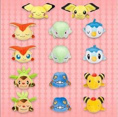 Can't get enough Kuttari Cuties? More are available at the #PokemonCenter! Click the link in our bio. #Pokemon want to get Rare Pokemon, open gold4fans.com to buy