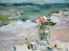 Питерский художник Туман Жумабаев (Tuman Zhumabaev) - Поверь мне — счастье…