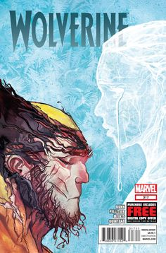 Wolverine #317 cover by Adi Granov // #Marvel #comics