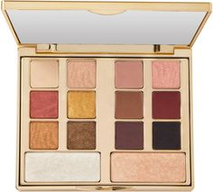 7 Drugstore Eyeshadow Palettes Makeup Artists Actually Use Milani Gilded Desires Face & Eye Palette Drugstore Eyeshadow Palette, Drugstore Makeup, Eyeshadows, Eyeshadow Ideas, Milani Cosmetics, Makeup Cosmetics, Eye Palette, Makeup Palette, Facial