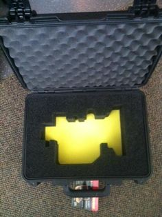 Custom Foam Custom Pelican Cases Camera Cases A Storm