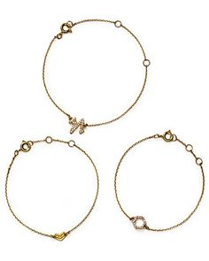 Play favorites or layer all three of these @Baublebar Right Angles Bracelets for a dose of sparkle.