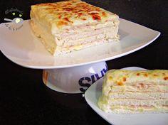 Pastel de jamón y queso con bechamel .jpg (835×626)