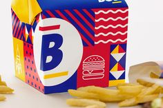 Restaurant branding inspiration from around the world. From Full Service to Quick Serve and everything in between. Food Branding, Food Packaging Design, Restaurant Branding, Logo Food, Packaging Design Inspiration, Branding Design, Burger Branding, Packaging Ideas, Food Graphic Design