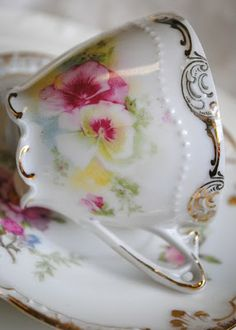 the sweetest tea cup