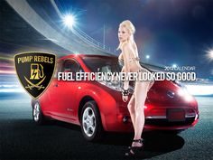 ...fuel efficient cars!