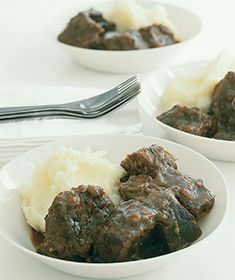Belgian Beef Stew - I know it is spring but stow this away for a fall weekend. It is even better day two. Belgian Cuisine, Belgian Food, Belgian Recipes, Lunch Recipes, Beef Recipes, Cooking Recipes, Dinner Recipes, Lamb Dinner, Beef Marinade