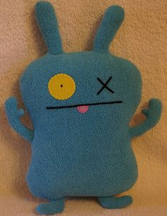 Uglydoll Handmade David Horvath and Sun Min - New Coppee by jcwage, via Flickr