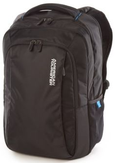 Traditional Classic Black Laptop Backpack