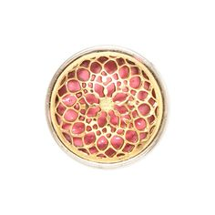 Chunk Rose window pink, in der Farbe gold pink.