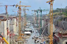 Sacyr reanuda las obras de ampliación del Canal de Panamá — MurciaEconomía.com.