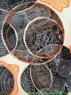 Mandala of the Day >> 49 - Journal Mandala w/ Art Therapist Sara Roizen