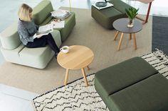 Plus+-sohvapöytä | Hoivakalusteet | Martela