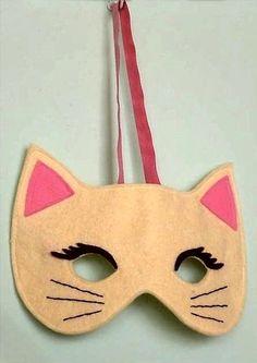 kitty mask