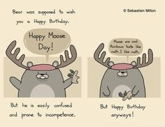 Birthday card design. Left panel is meant to be the outside, right panel would be the inside. Hope you likes!