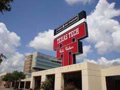 Texas Tech Athletics Facility