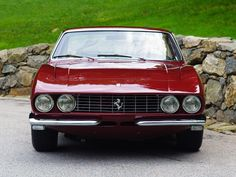 Ferrari 330 GT Michelotti (1967)