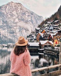 Dame Traveler @nastasia.life in Austria