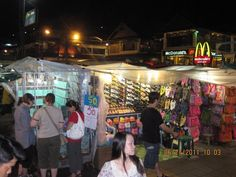 Night Market in Chiang Mai, Thailand ~ Will definitely be going here