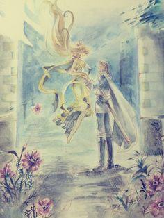 Kunzite x Princess Venus 02 http://www.pixiv.net/member_illust.php?mode=manga&illust_id=46595258